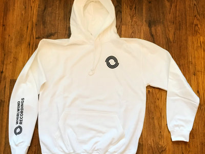 Whirlwind Hoodie (white) main photo