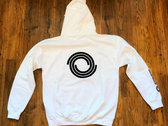 Whirlwind Hoodie (white) photo