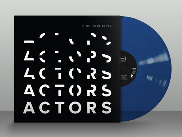 3rd Pressing!!! TRANSLUCENT BLUE VINYL main photo