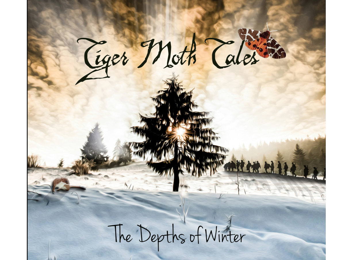 The Depths of Winter   Tiger Moth Tales