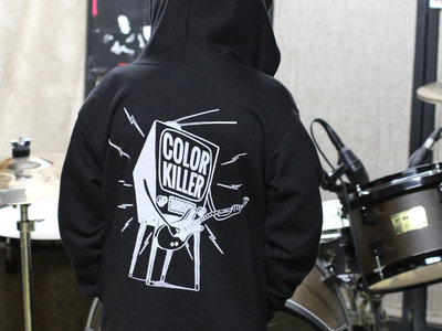 Color Killer Logo Hoodie main photo
