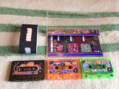 SEGAS 1, 2 & 3 Cassette Box Set photo