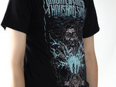 Brighter Than A Thousand Suns Wizard Printed Tee photo
