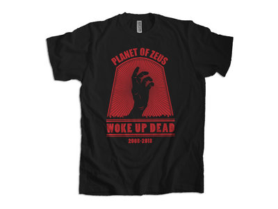 Woke Up Dead 10th Anniversary Limited Edition T-Shirt main photo