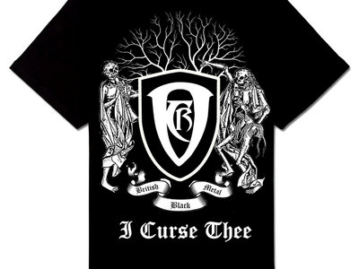 I Curse Thee - T-shirt Pre-order main photo