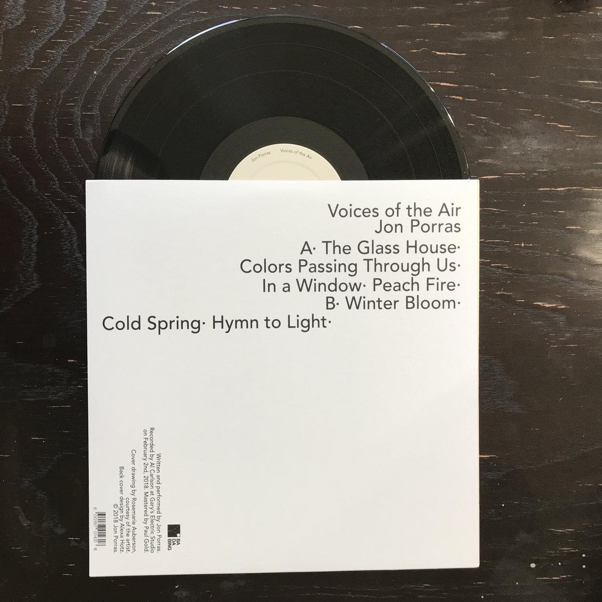 Voices of the Air | Ba Da Bing Records