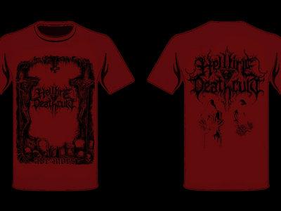 Hellfire Deathcult t-shirt main photo