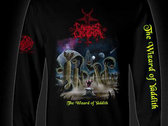 "Caedes Cruenta ""The Wizard of Yaddith"" long-sleeve photo"