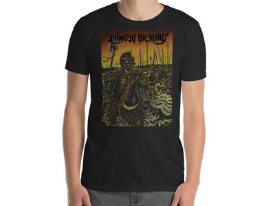 Blood Of The Wolf - The Law Of Extermination T-Shirt main photo