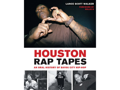 Houston Rap Tapes book (signed) main photo