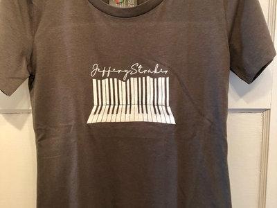 NEW Women's T-Shirt - Coal Grey main photo