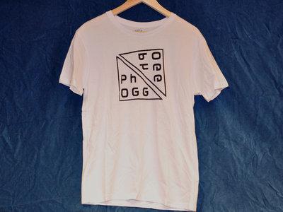 Phogg Logo T-Shirt (Toothpaste White) main photo
