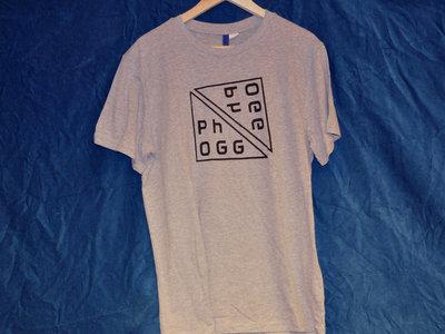 Phogg Logo T-Shirt (Rhino Grey) main photo