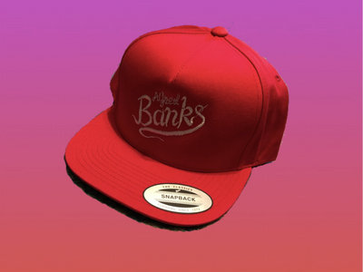 "SnapBack ""Logo"" (Red/White) main photo"