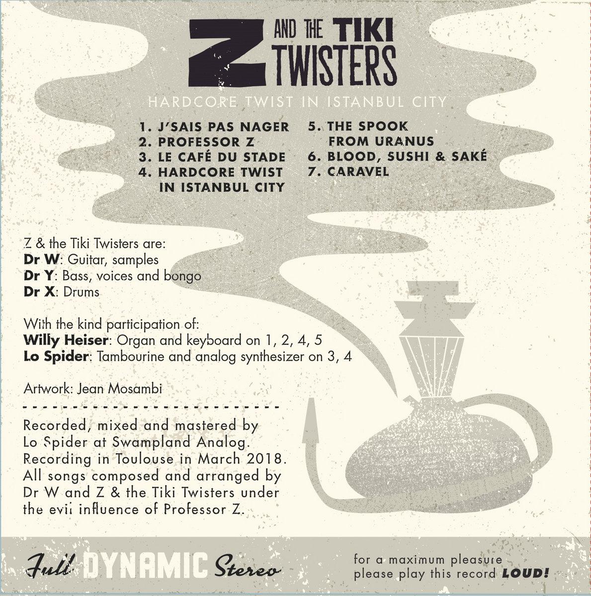 Z & the Tiki Twisters