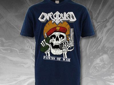 Pawns Of War T-shirt (Navy Blue) main photo
