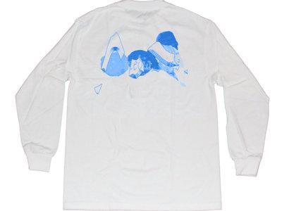long sleeve white shirt main photo