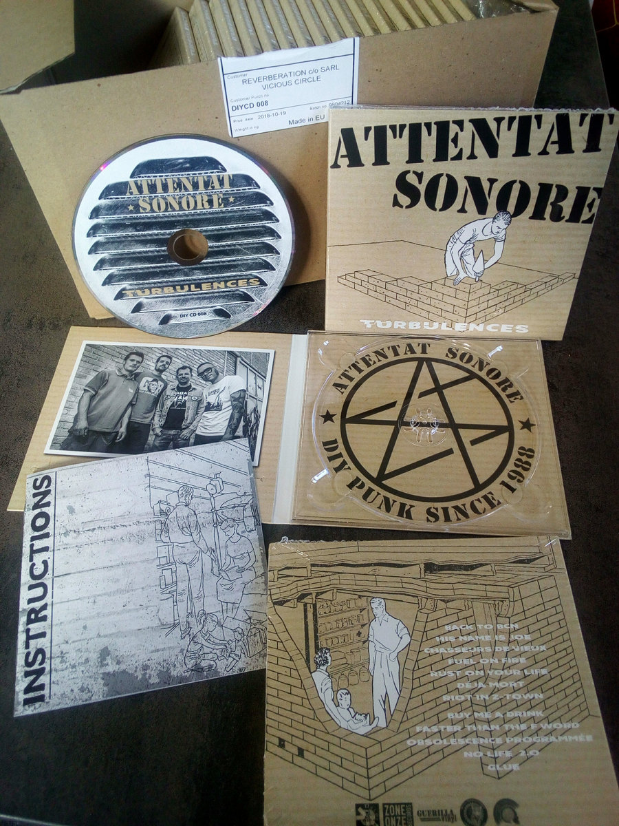 Rust On Your Life | Attentat Sonore