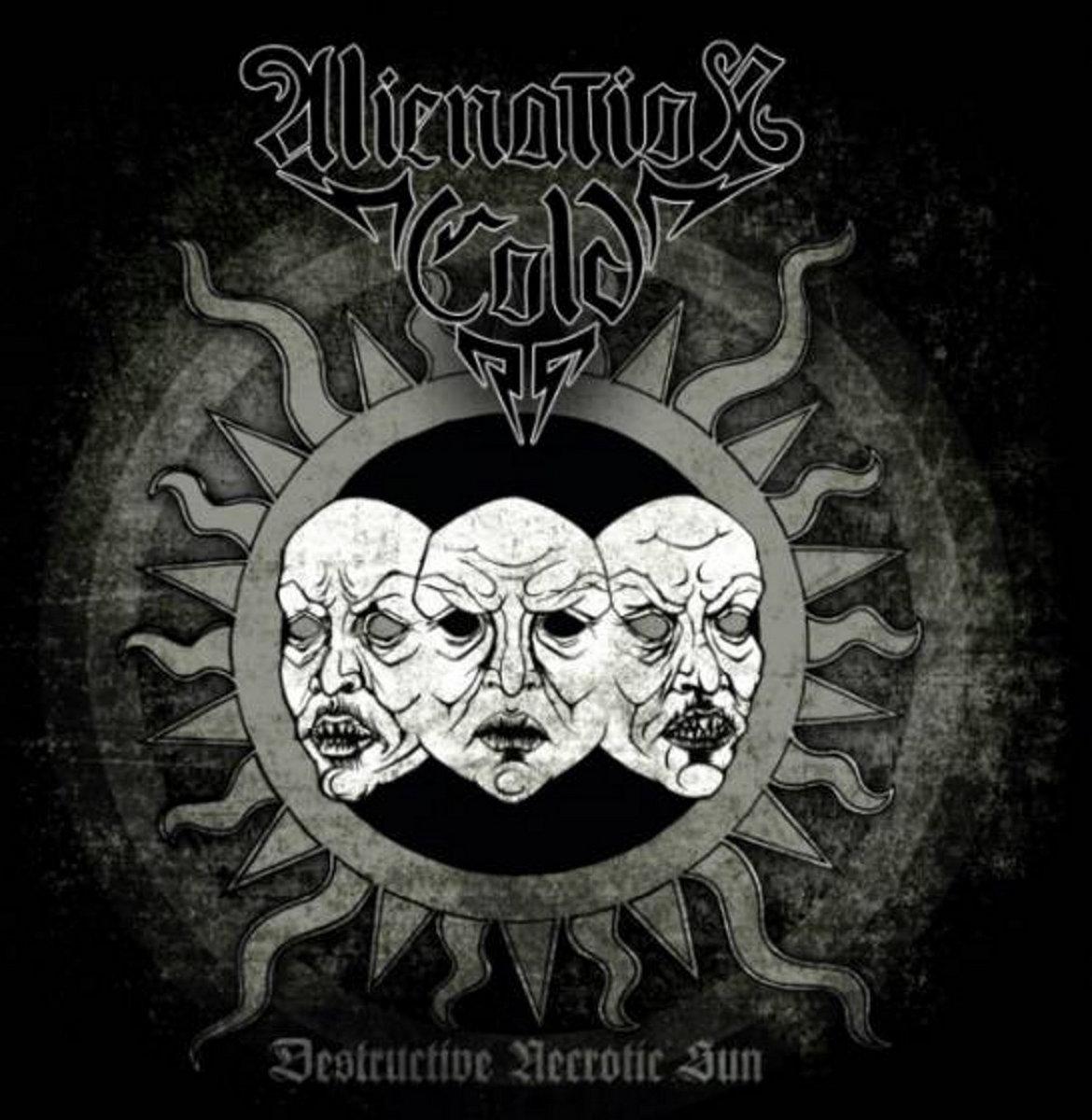 ALIENATION COLD - Destructive Necrotic Sun Digi-CD | Possession