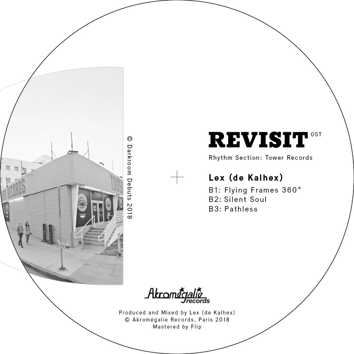 Revisit OST (Tower Records) | Devaloop
