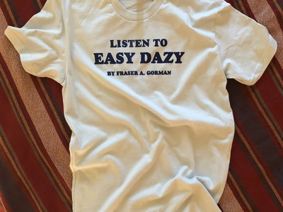 Easy Dazy Tee - Pale Blue main photo