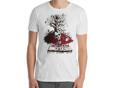 Devoured Fate - Reality's Nightmare Illusions T-Shirt main photo
