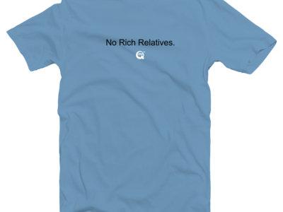 QN5 - No Rich Relatives Tee (Women's L) main photo