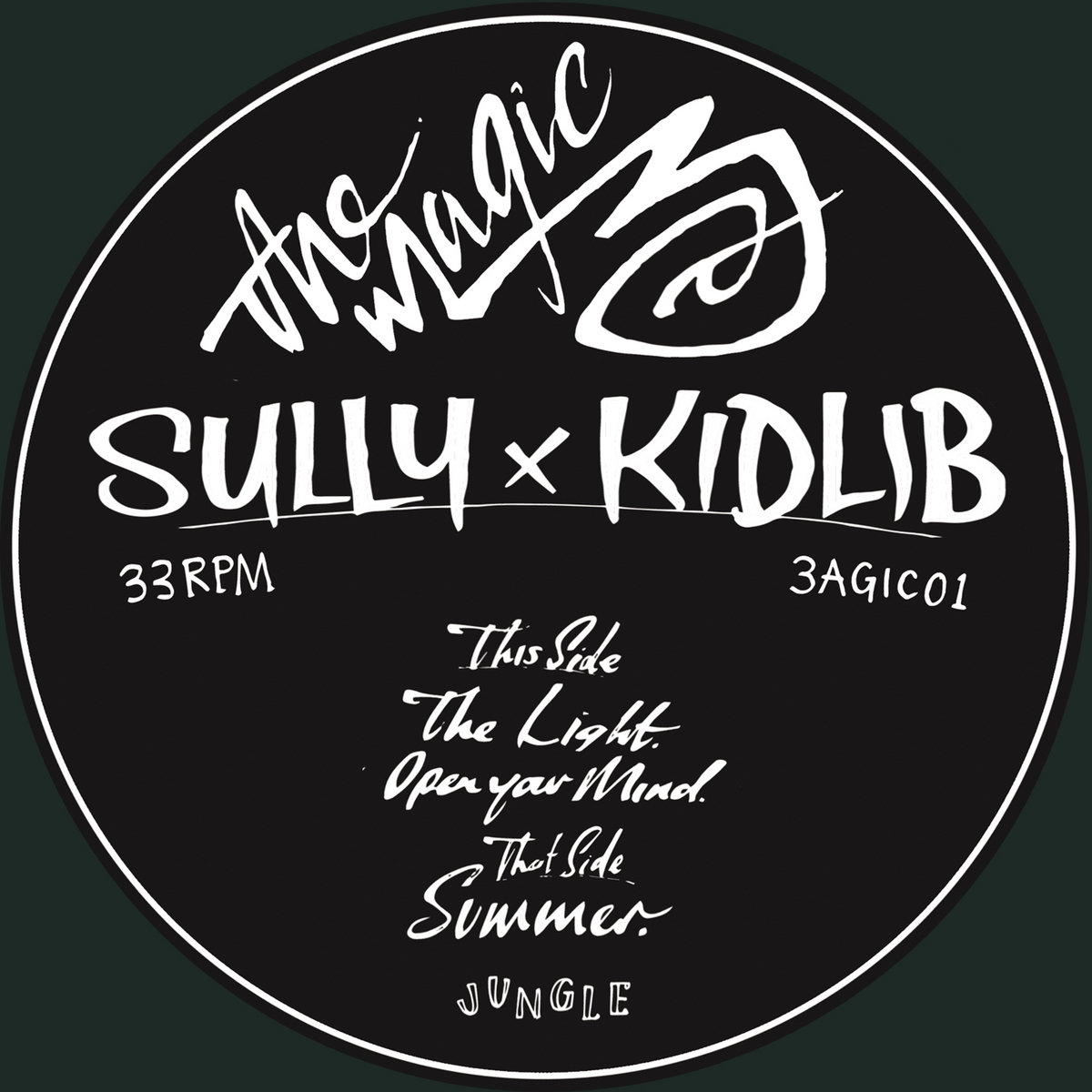 3AGIC 01 - Sully X Kid Lib (12