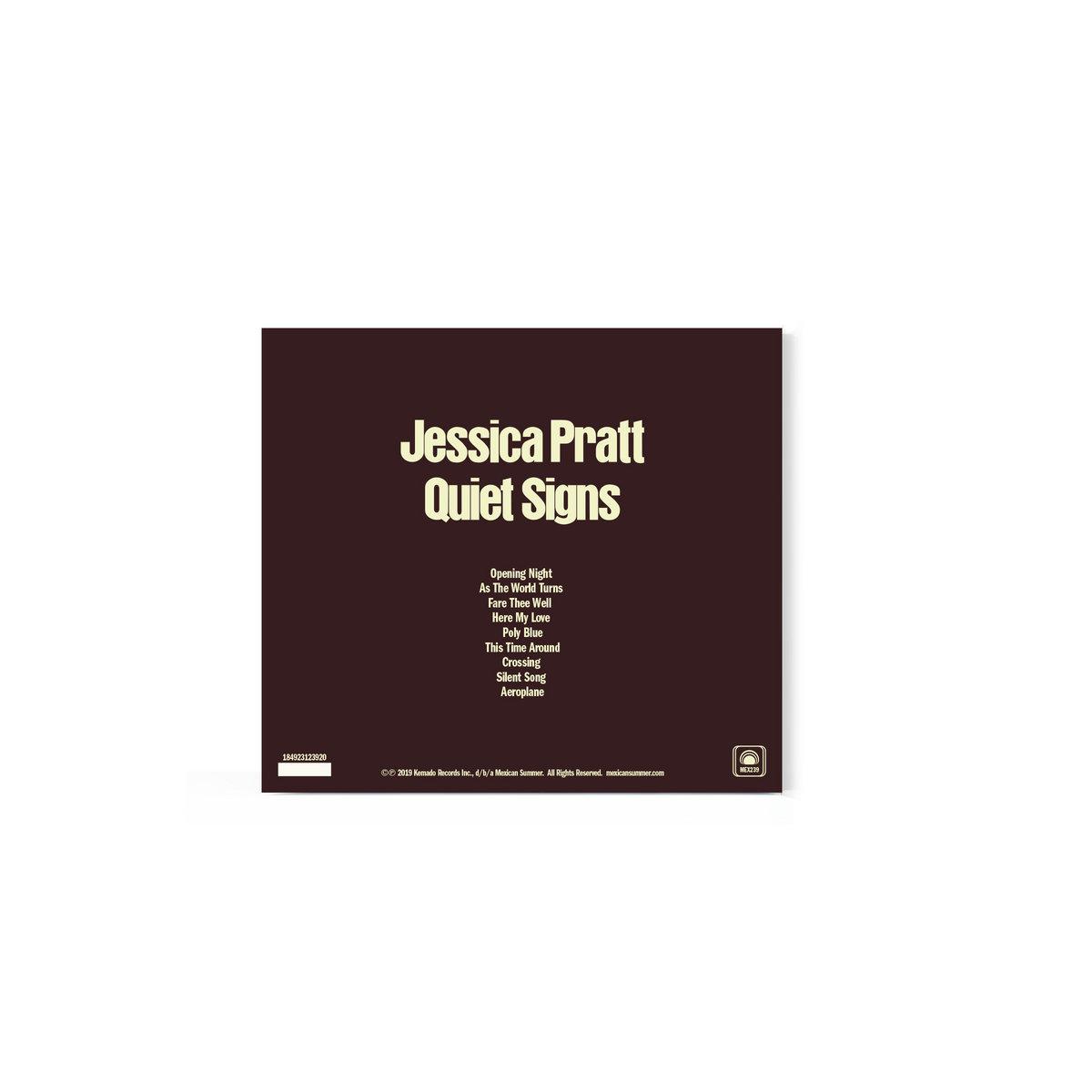 Quiet Signs | Jessica Pratt