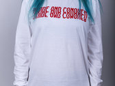 DIVIDE & CONQUER [LIMITED] - LONG SLEEVE WHITE photo