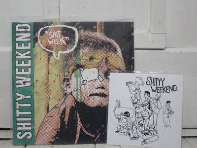 Shitty Weekend Vinyl Pack! main photo