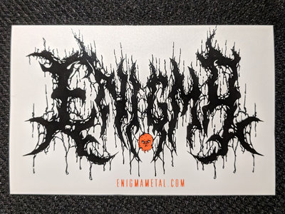 Logo Sticker Brutal main photo