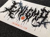 Logo Sticker Brutal photo
