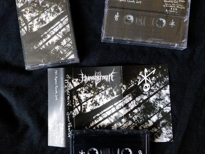 'Svartkonst' transparent black tape main photo
