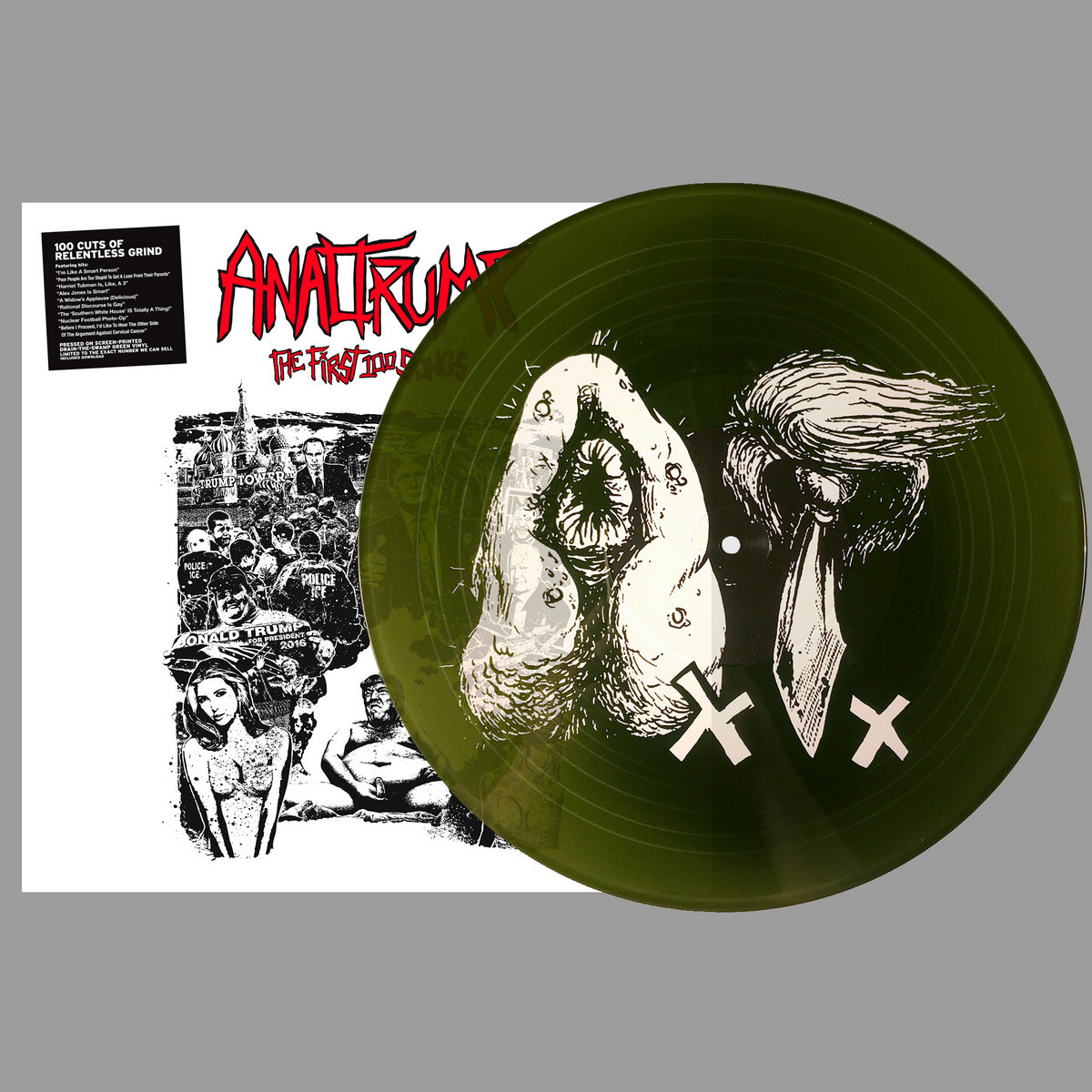 Anal log records