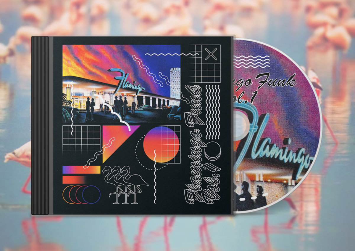 Flamingo Funk Volume 1 | My Pet Flamingo