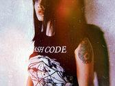 Ash Code 'Logo' Tee photo