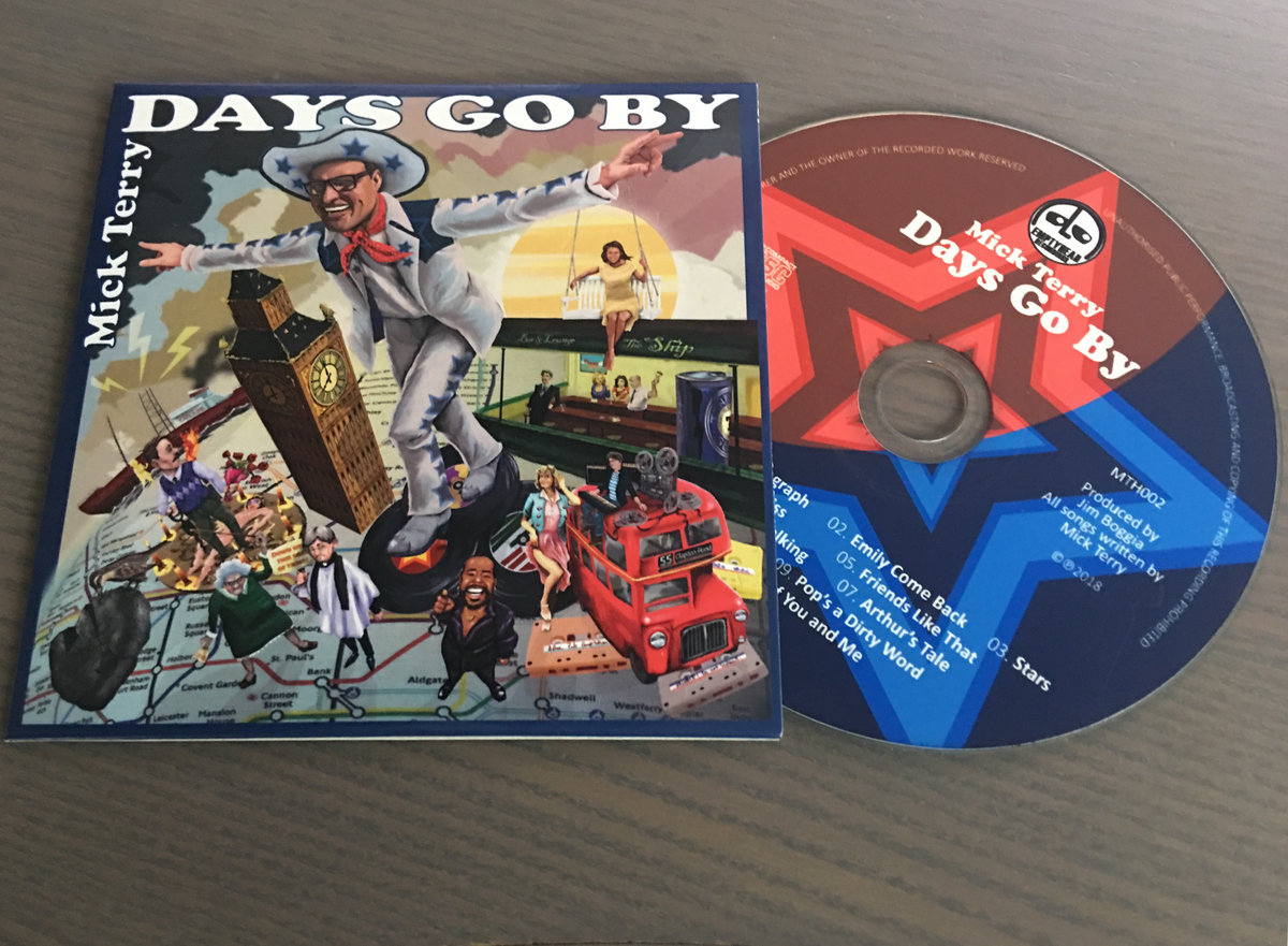 Days Go By   Mick Terry