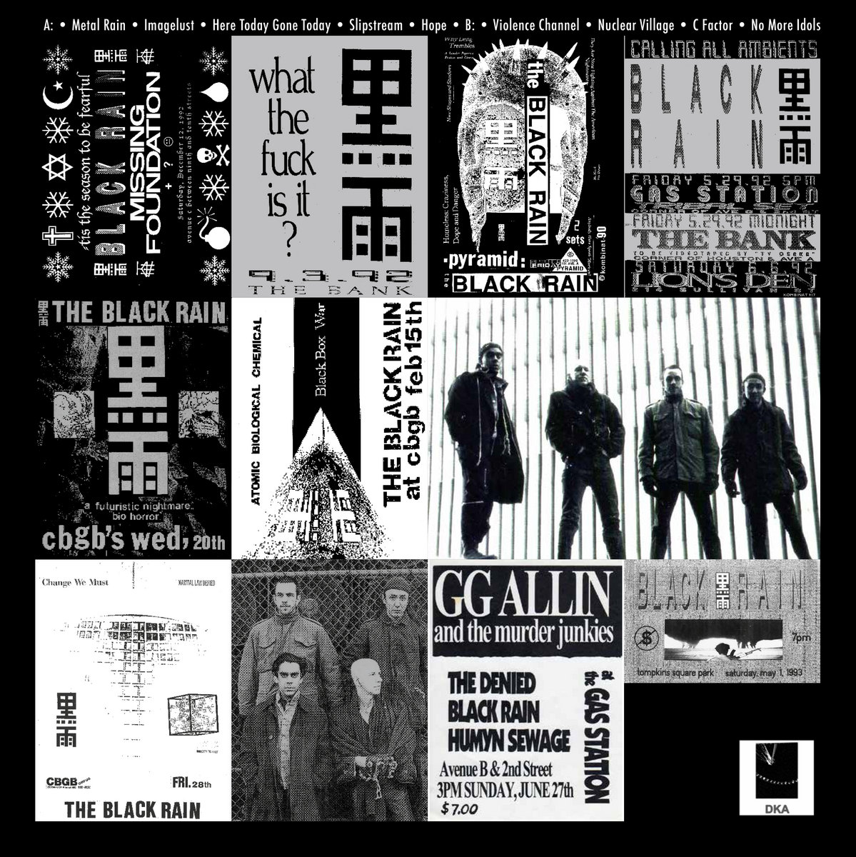 Violence Channel | DKA Records