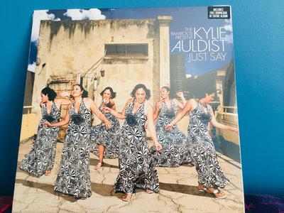 "Just Say LP - Limited Edition 12"" Vinyl main photo"