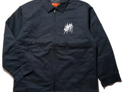 SETE STAR SEPT Red Kap work jacket 7.25oz jt050- Black main photo