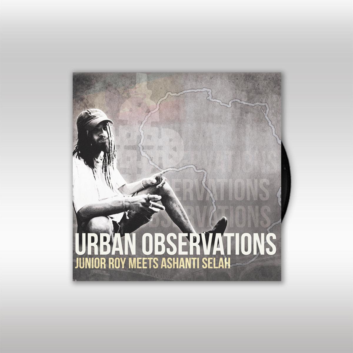 Urban Observations | Ashanti Selah