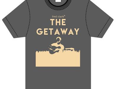 Fred Clark The Getaway T-shirt main photo