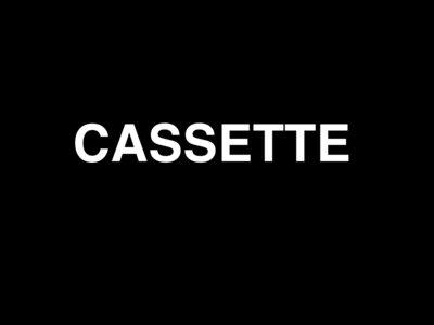 CASSETTE main photo