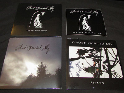Special: First 3 EP CDs + sticker - $6 main photo