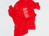 Mental Tee Red photo
