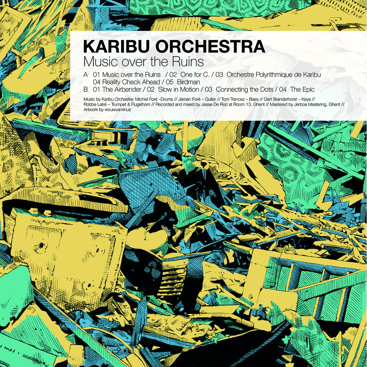 music over the ruins | karibu orchestra
