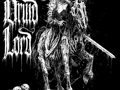 """Two Sided Dead Horseman """"Evil that Haunts this Ground"""" Shirt main photo"""