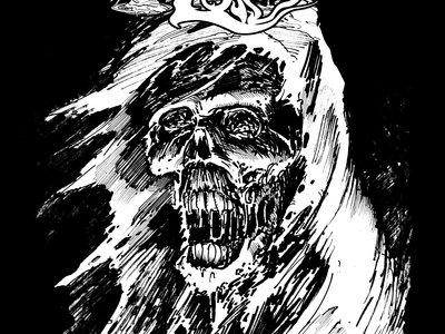 "Druid Lord ""Night Gallery"" Shirt main photo"