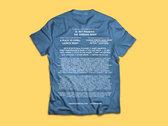2018 Festival T-shirt photo